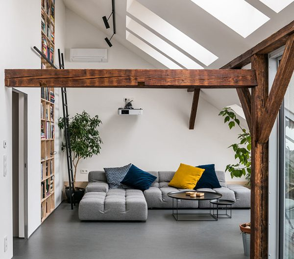 Loft Apartments That Must Be Friendly-Family