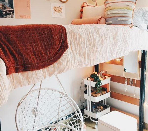 27 Chic Ways To College Students Room At Home