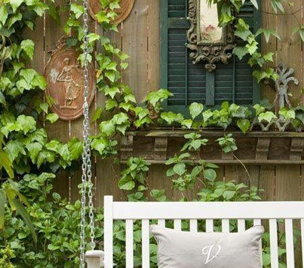 23 Outstanding Garden Swing Seats That Will Catch Your Moment