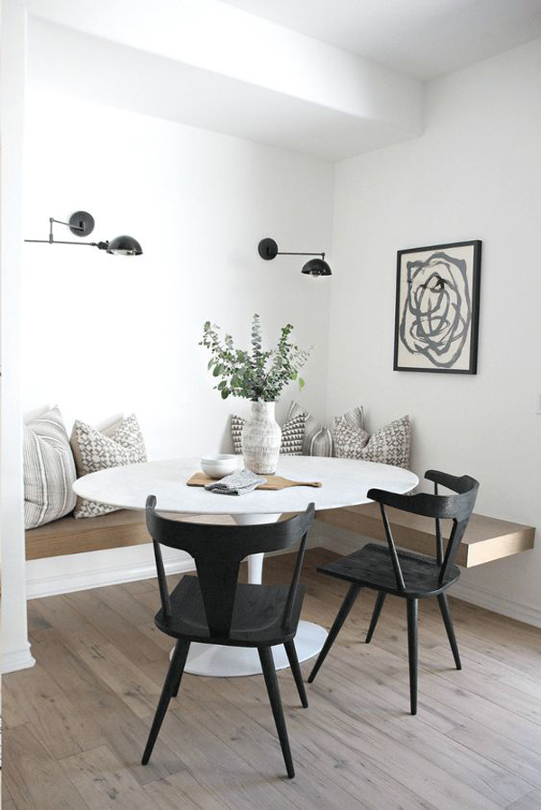 34 Small Dining Room Ideas To Maximize Your Space