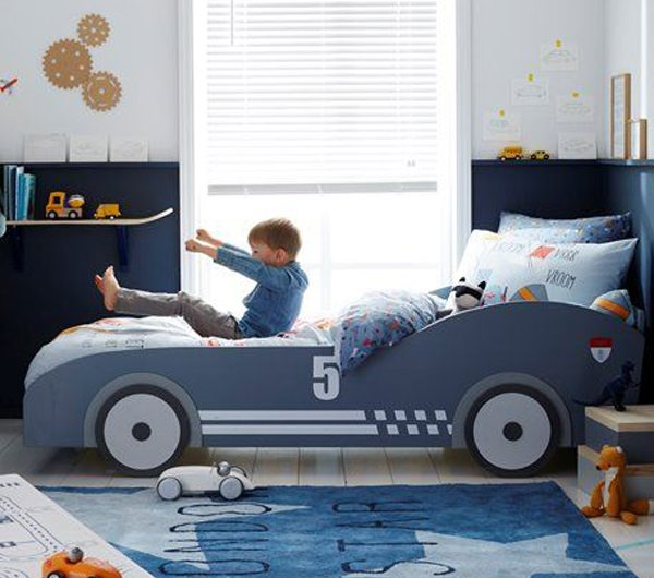 25 Fun Car Themed Bedrooms For Kids
