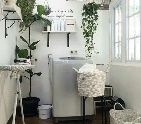 20 Stylish Outdoor Laundry Rooms To Freshen Up Your Mood