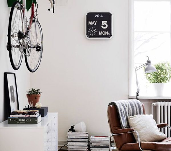 25 Cool Bike Display Ideas In Living Room