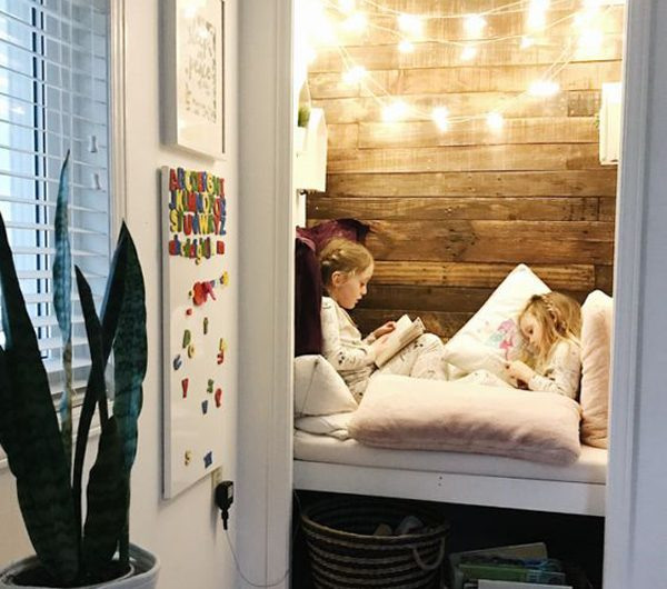 24 Awesome Reading Nook Ideas For Kids Hideaway