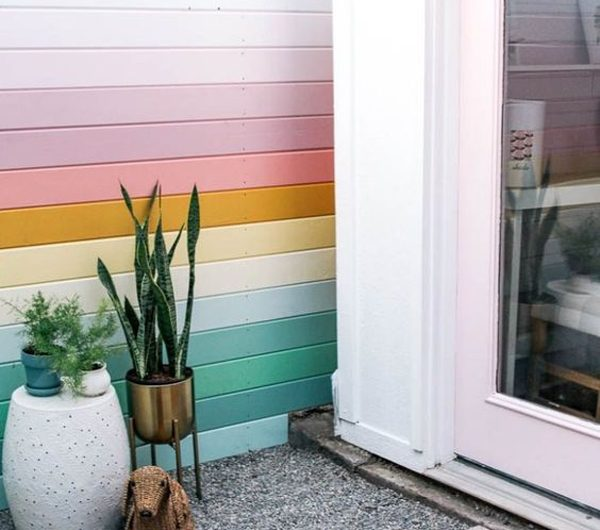 10 Splash Of Rainbows To Make Your Home Cheerful