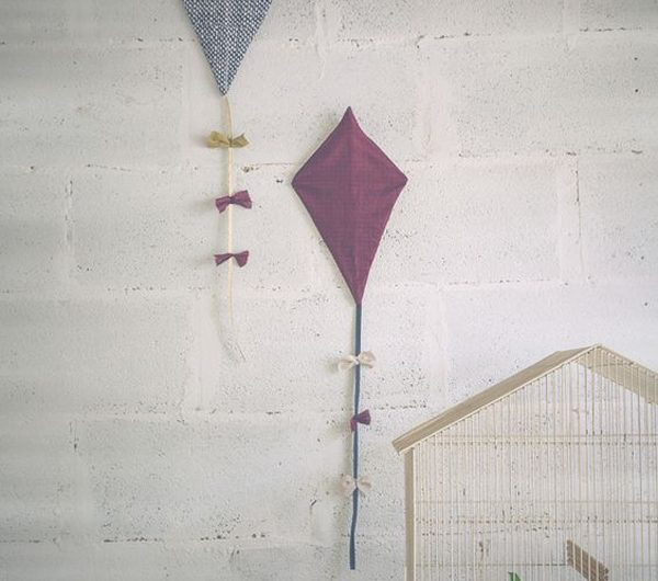 10 Cute Ways To Use Kite Decoration At Home