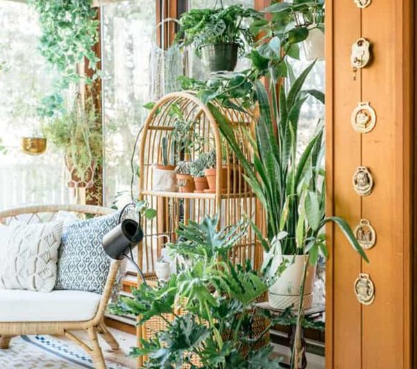 35 Boho-Chic Sunroom Ideas With Nature Inspired