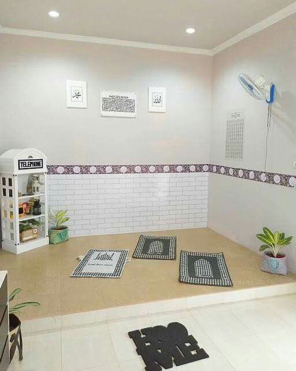 25 Cozy Prayer Rooms That All Muslim Will Love