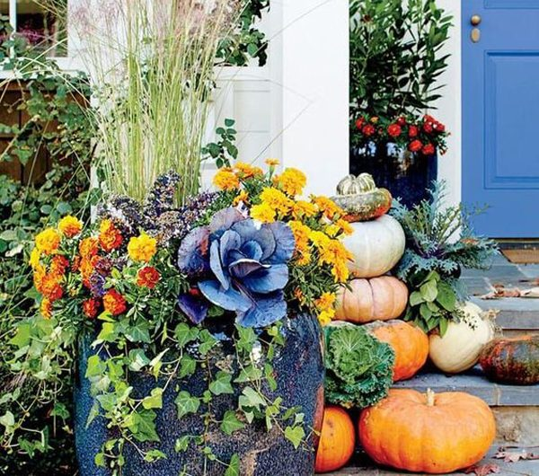 20 Beautiful Fall Garden Ideas To Spruce Up Your Outdoor