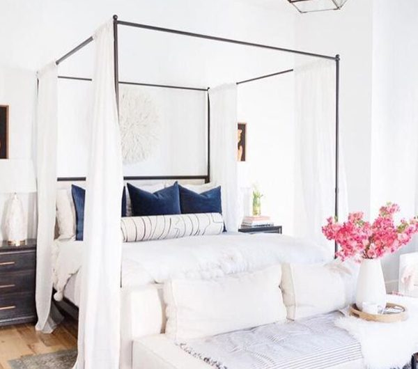 20 Cozy And Stylish Canopy Beds