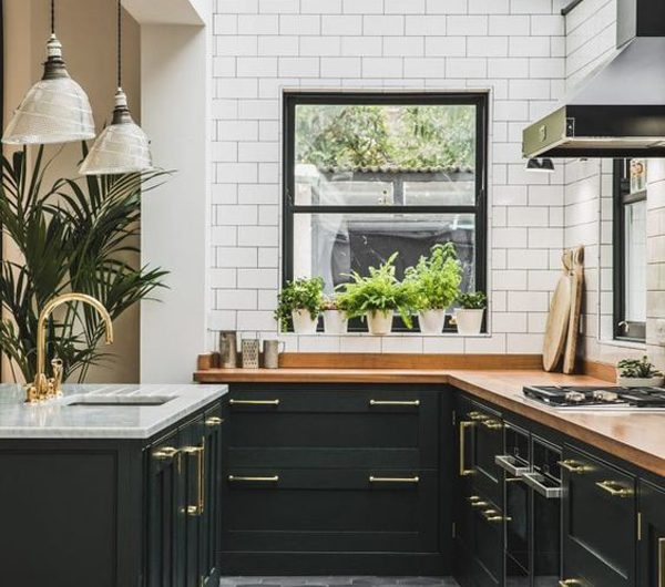 25 Modern Wood Kitchen Countertops That Feel Cozy
