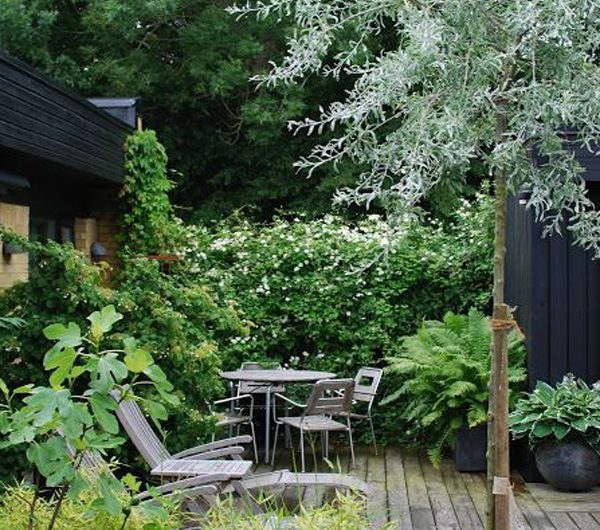 22 Small Garden Landscaping That Make Your Outdoors Feel Cozy