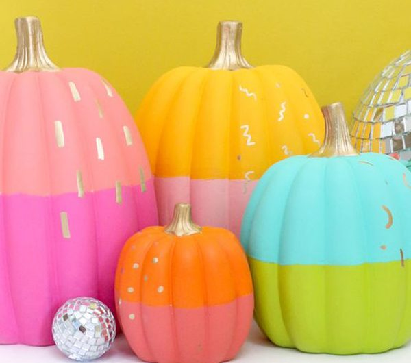 34 Pastel Halloween That Will Brighten Up Your Decor