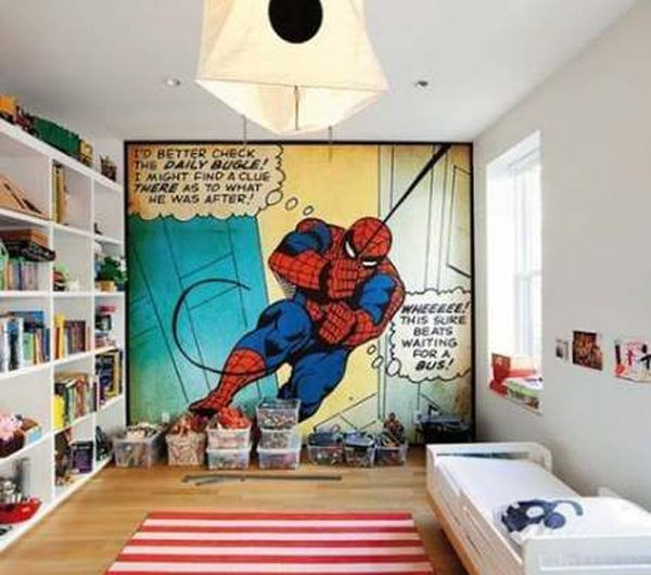 20+ Best Spiderman Bedroom Ideas For Boys