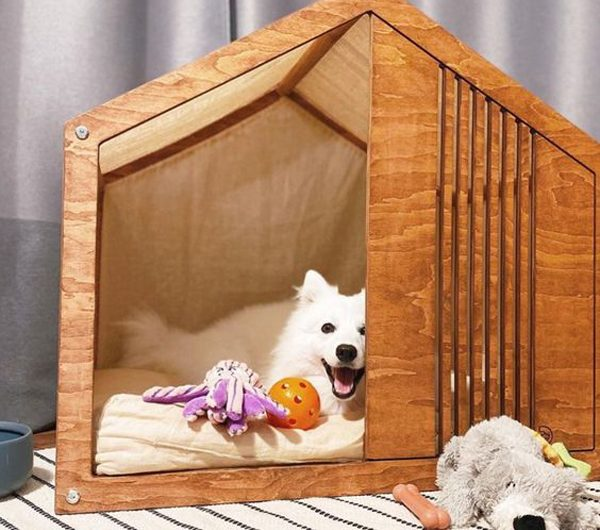 35 Awesome Dog House Decorations That Will Be Loved