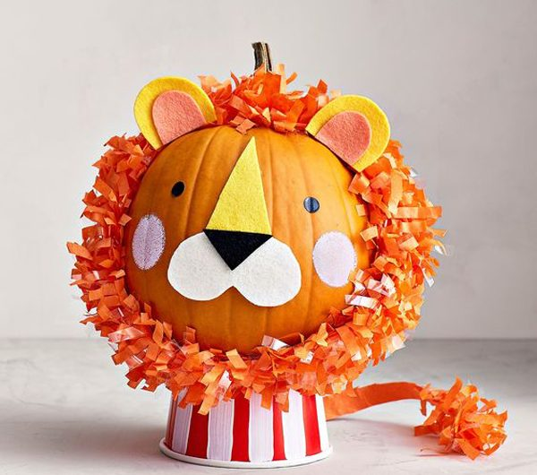 12 Fun No-Carve Pumpkin Ideas For Halloween This Year