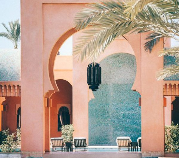 25 Most Beautiful Morocco's Pool Design To Get Inspire