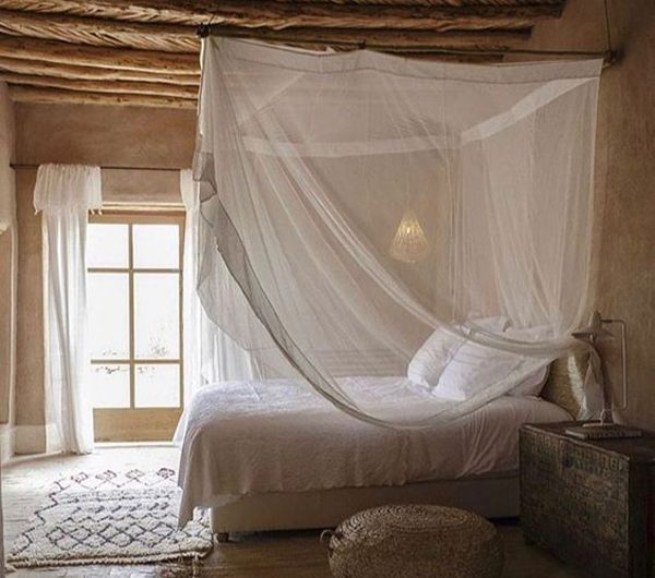 30 Beautiful Mosquito Net Beds To Protect Your Rest
