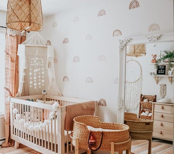 27 Inspiring Boho Nursery Ideas That Will Love