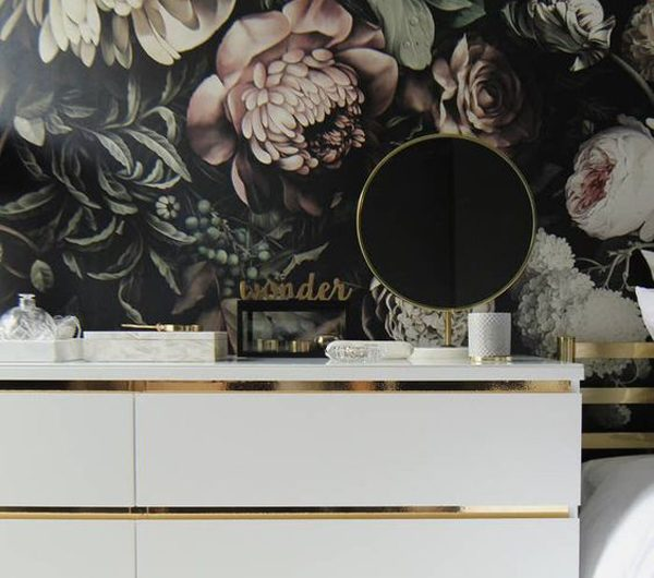 20 Stylish Ways To Incorporate IKEA Malm Dresser In Your Decor