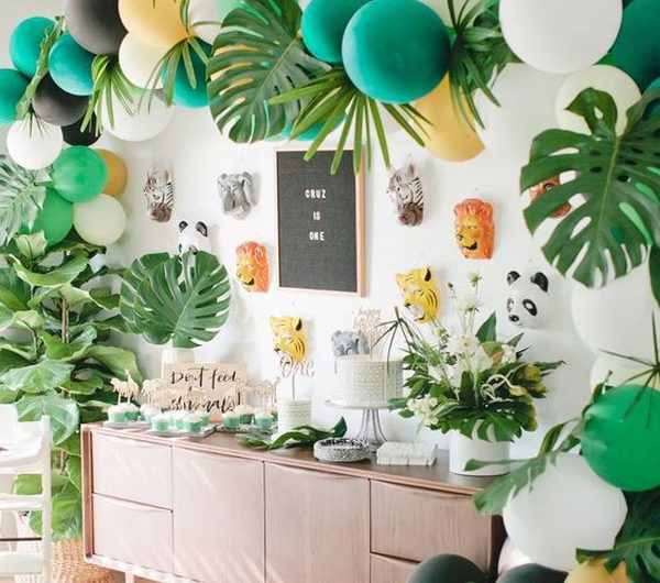 10 Inspiring Kids Birthday Party Themes On Pinterest