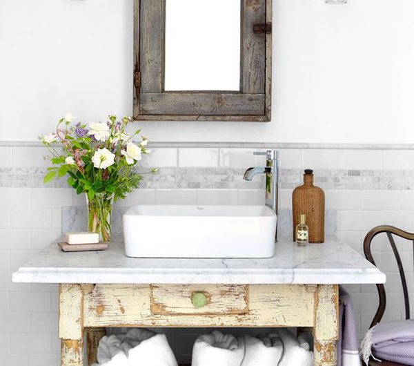 9 Creative Sink Ideas Made From Unusual Items