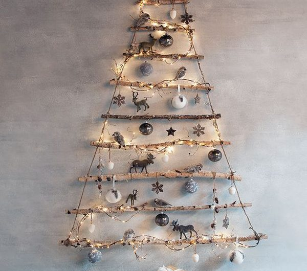 10 Best Alternative DIY Christmas Tree Decor Ideas