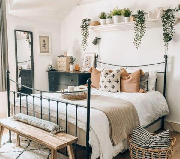 7 Cool Decor Ideas To Beautify Your Small Bedroom