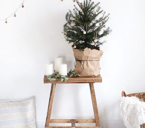 10 Best Small Christmas Tree Ideas To Welcome Holiday