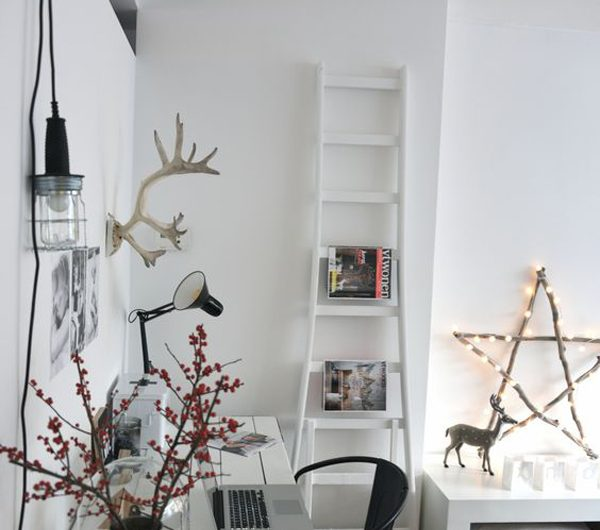 25 Cozy Home Office Ideas To Keep Your Spirit In Winter