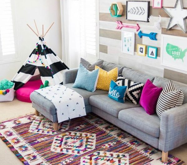 32 Best Family Room Ideas That Kids Friendly