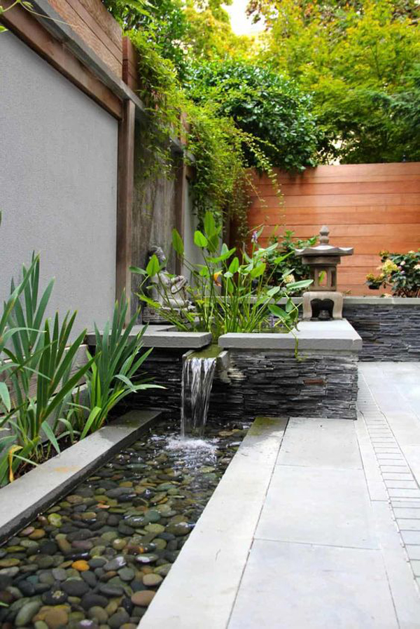 beautiful-mini-pond-ideas-with-water-features