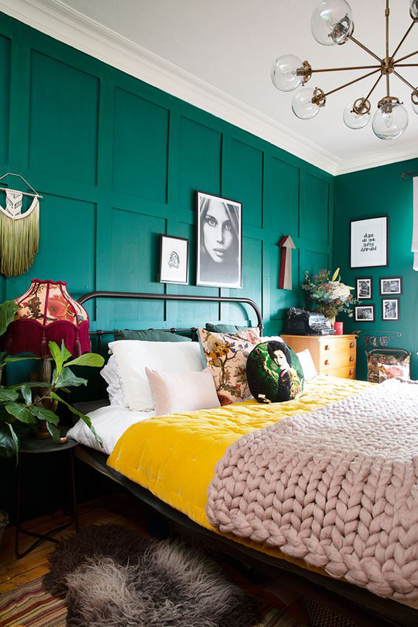 beautiful-vintage-bedroom-design