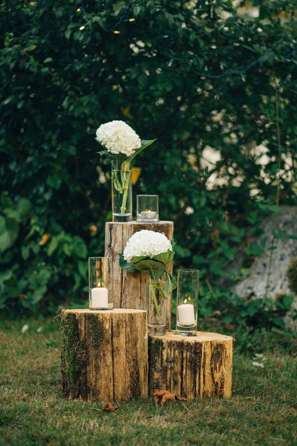 candle-and-bouquets-logs