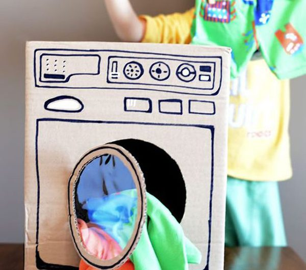 25 Easy DIY Cardboard Crafts For Kids Toys