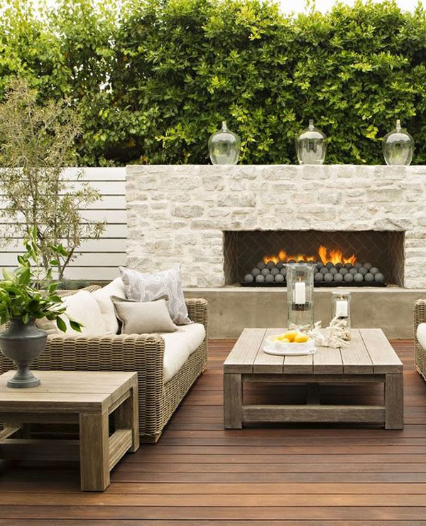 coastal-style-living-space-with-outdoor-fireplaces