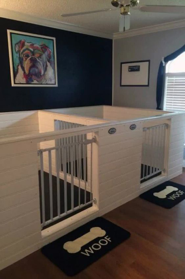 cool-dog-kennel-for-home