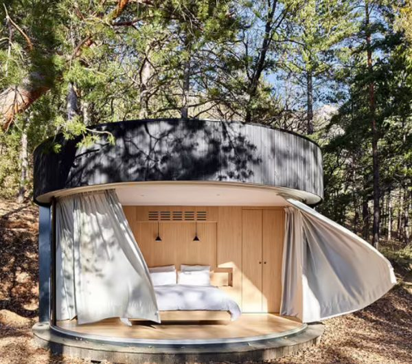 LumiPod: Nature Experience Surrounded By Nature
