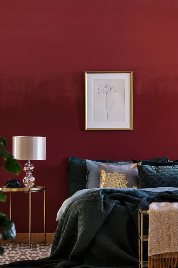 maroon-paint-color-for-scorpio