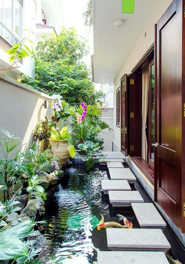 minimalist-side-garden-pond-ideas