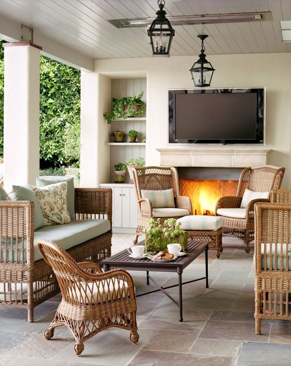 modern-outdoor-fireplace-integrated-with-outdoor