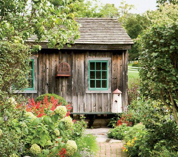 30 Beautiful Garden Shed Ideas On Pinterest