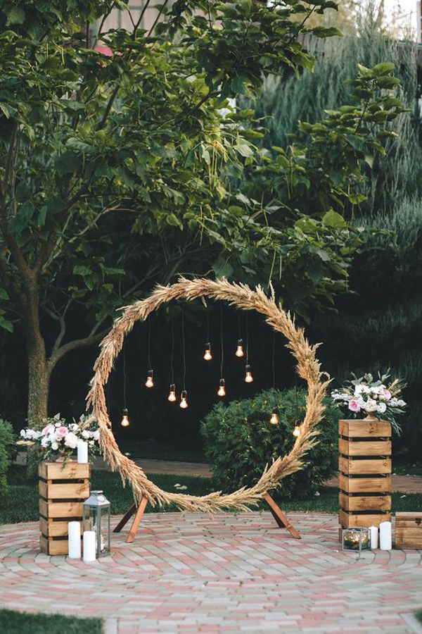25 Simple Wedding Decor Ideas That Popular In This Year's