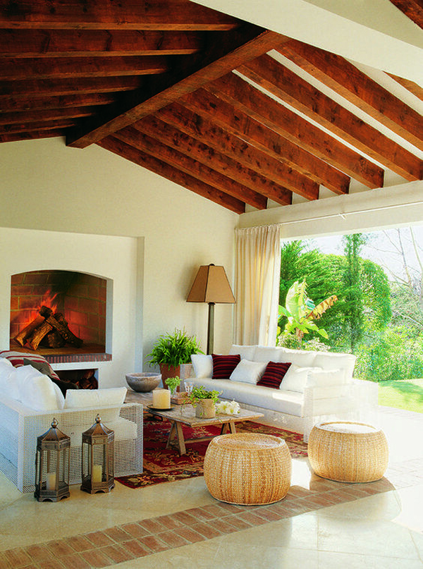 summer-outdoor-fireplace-ideas-with-outdoor-view
