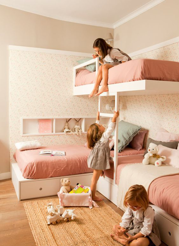 three-shared-kids-bedroom-for-girl