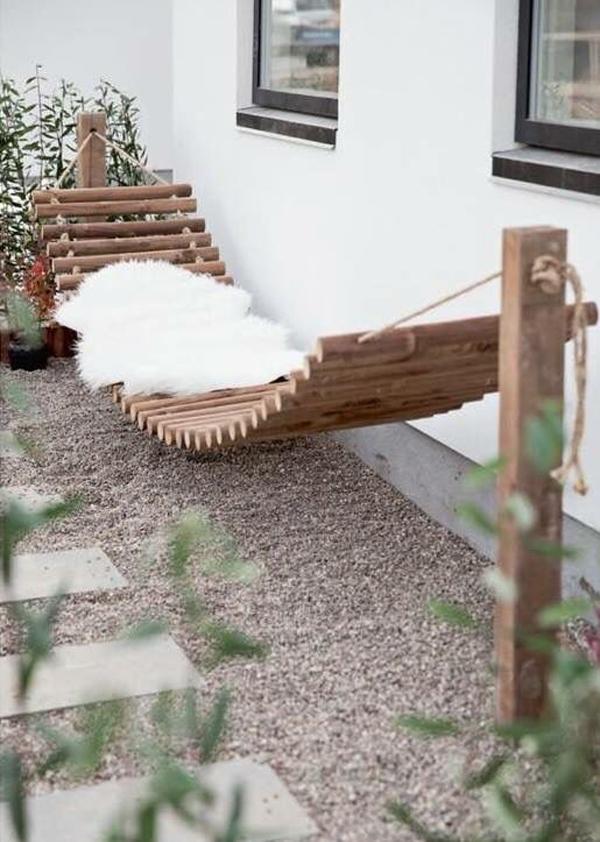 wood-diy-outdoor-hammock-design