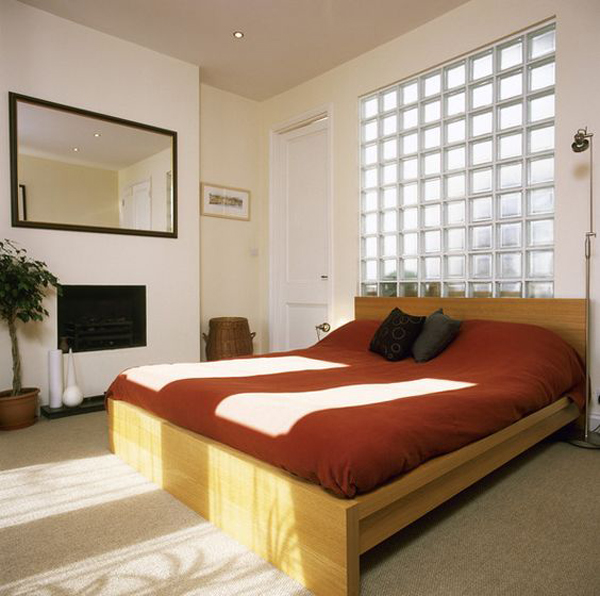 bright-bedroom-glass-block-walls
