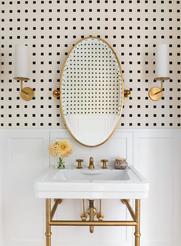 chic-bathroom-ideas-with-wall-accents