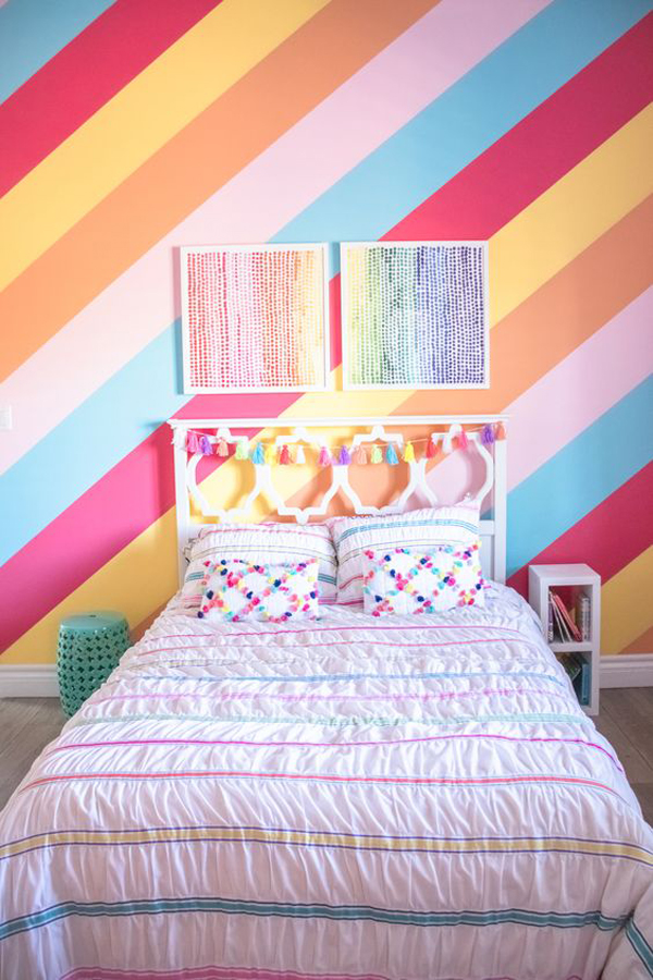 colorful-kids-room-with-rainbow-wall