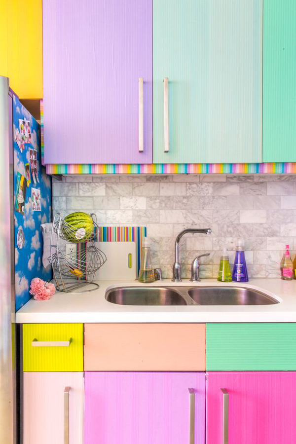 colorful-pastel-kitchen-cabinet-ideas